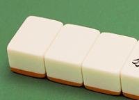 パイパンの麻雀牌