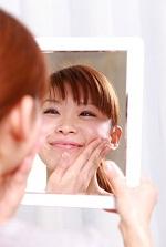 IPL脱毛器のフェイシャル(美顔)効果で肌ケア